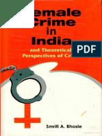 female crime in india