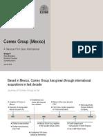 20141806 Comex Group Presentation
