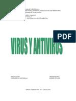 Virus y Antvirus