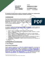 Modelo de Plan de Contingencias Para Petroleoygas