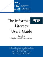 The Information Literacy User's Guide