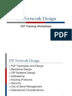 1 Isp Network Design