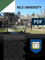 Yale University.pptx