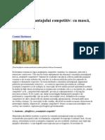 Anatomia Avantajului Competitiv