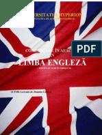 Comunicare in Afaceri in Limba Engleza