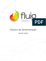 Fluig - Roteiro de Demo