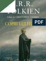J.R.R. Tolkien - Copiii Lui Hurin