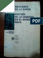 Rostros de Lo Sagrado en El Mundo Maya (1)