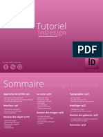 Tuto InDesign Initiation