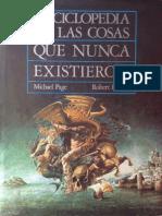 Enciclopedia de Las Cosas Que Nunca Existieron