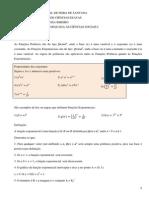 7. F. Exponencial e F. Logarítmica