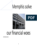 How Memphis Solve Our Financial Woes