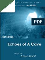 Tafsir Surah Kahf (Echoes of a Cave) (Nasr)