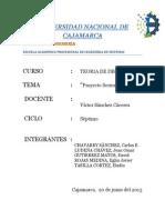 Proyecto 01 - Series de Tiempo y Pronosticos