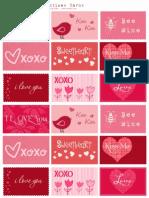 Valentines Cards JuneLilyStudio2011