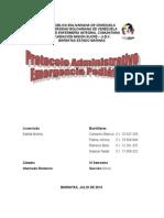 Protocolo Administrativo HOSPITAL Luis Razetti