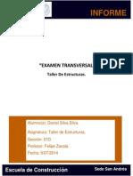 ET - Taller de Estructuras