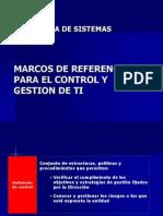 Auditoria de sistemas gestion de TI