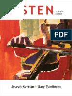 Listen Seventh Edition Music Textbook