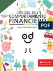 Guia del buen comportamiento financiero