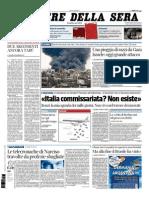 Il Corriere Della Sera - 13.07.2014