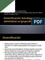 Apuntes Sobre Estrategias de Diversificación D.E UNIDAD 4