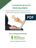 Guia Para Aumento de Lucros Com Marketing Digital