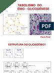 Aula-Metab Do Glicogênio