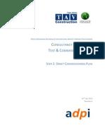 Commissioning Plan Step 2 - RevA