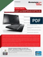 Lenovo® ThinkPad® LENOVO X230.pdf