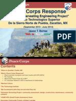 Jason Berner Peace Corps Presentacion EPA Dec 2013 FINAL