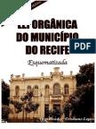 Lei Organica Do Municipio Do Recife Esquematizada