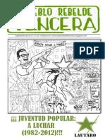 Pueblo Rebelde Vencera Nº63