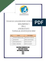 LK 1 Praktik Bedah Buku Guru Dan Buku Siswa Kelompok 5 (Dadang, Musowir, Rima, Desi)