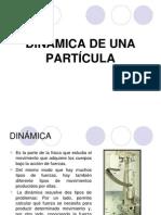 2 Dinámica de Una Partícula