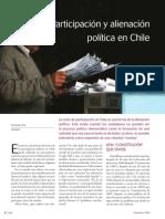 Atria_participacion y Alienación Política