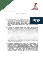 Sesión 5- Documento Para Discusión-Regencia