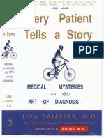 The Art of Diagnosis-Lisa Sanders MD