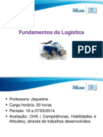 Fundamentos de Logistica - Aula 1