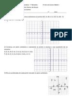 Avaliação de Matemática1 3 Cole 1 Bi 2014