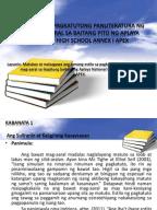 batayang teoritikal Kritike volume eight number two (december 2014) 19-46 article ang  pilosopiya ni pierre bourdieu bilang batayang teoretikal sa araling pilipino.
