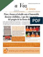 La Voz de Arroyo. Nº Julio 2014