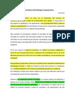Características Del Enfoque Comunicativo