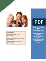 Proyecto Capacitacion ALFA 3.0