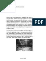 Paricio, Ignacio - El Tendido de Las Instalaciones - Explosion