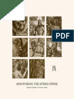 Discovering the Durer Code Exhibition Catalog at Coastal Carolina University Oct 8 Nov 23 2012