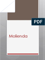 Molienda