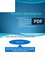 Escuelas Psicologicas - VERSION3