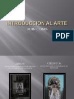 Introduccion Al Arte