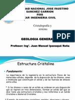 CLASE 5 Cristalografia